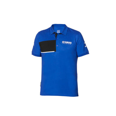 Paddock Blue Men's Pique Polo