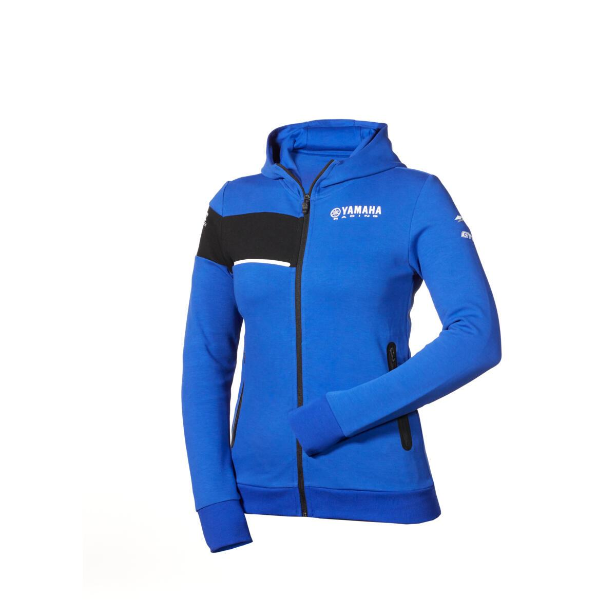 Paddock Blue Female Hoody
