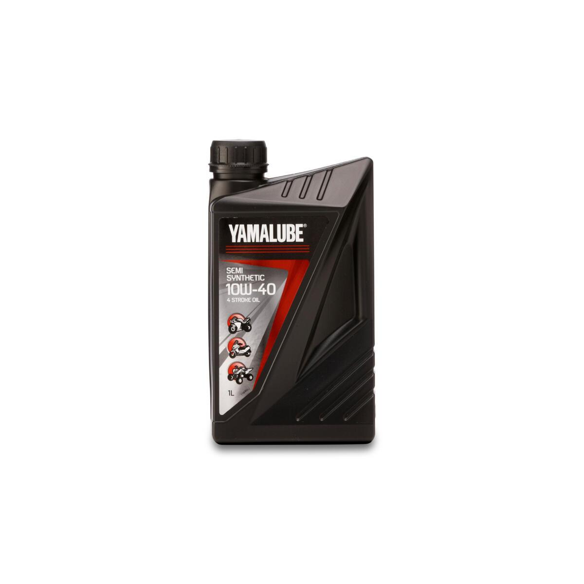Yamalube - Semi Synthetic 4-stroke Oil 10W-40 - 4 Litres