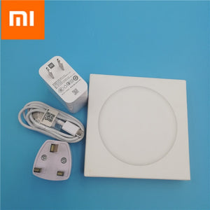 27W Plug 100% Original Xiaomi Wireless Charger 20W Max 15V Apply to Xiaomi Mi9 MiX 2S Mix 3 Qi EPP10W For iPhone XS XR XS MAX 11