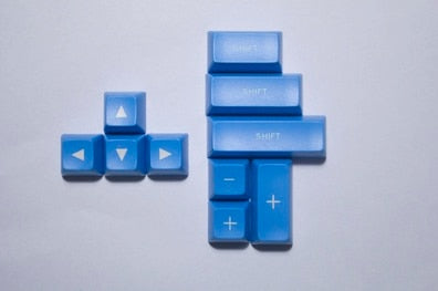 Maxkey keycap SA height two-color injection molding ABS material basic kit for mechanical keyboard