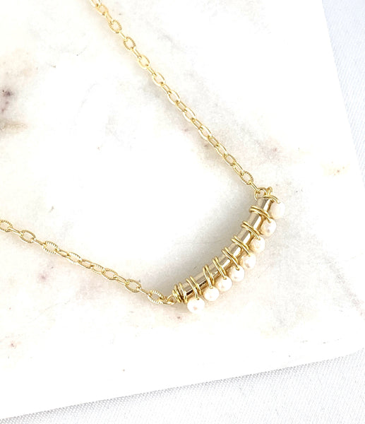 Ana Swing Necklace