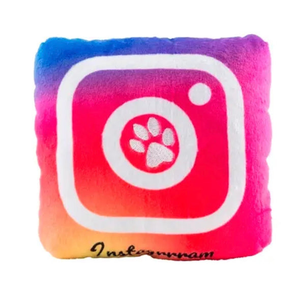Instagrrram Plush Dog Toy