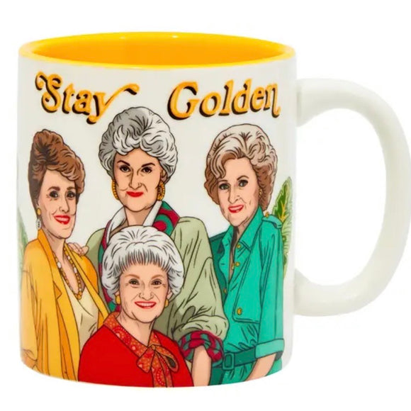 Golden Girls Stay Golden Coffee Mug