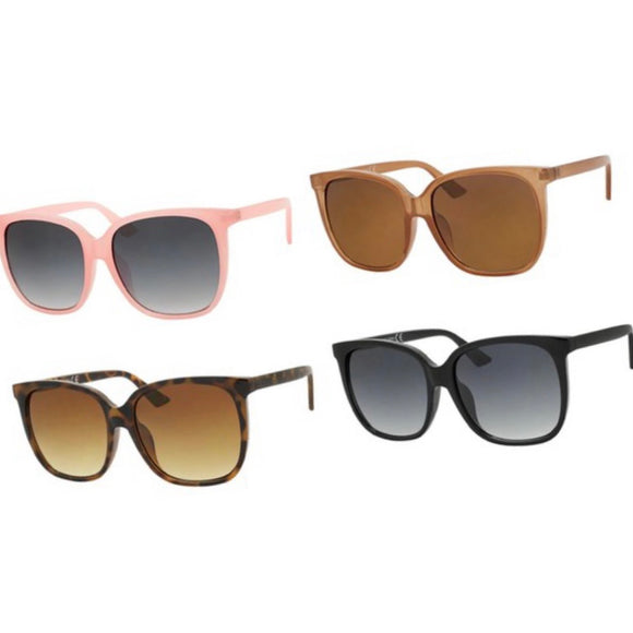 Square Oversized Sunnies
