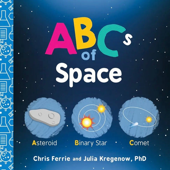 ABCs of Space Book