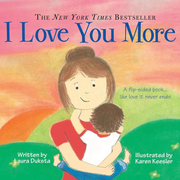 I Love You More Paddle Board Book