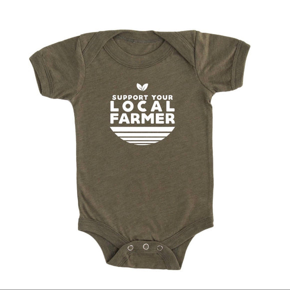 Local Farmer Onesie