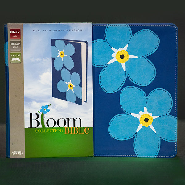 KJV - Bloom Collection Italian Duo tone (Standard Print)