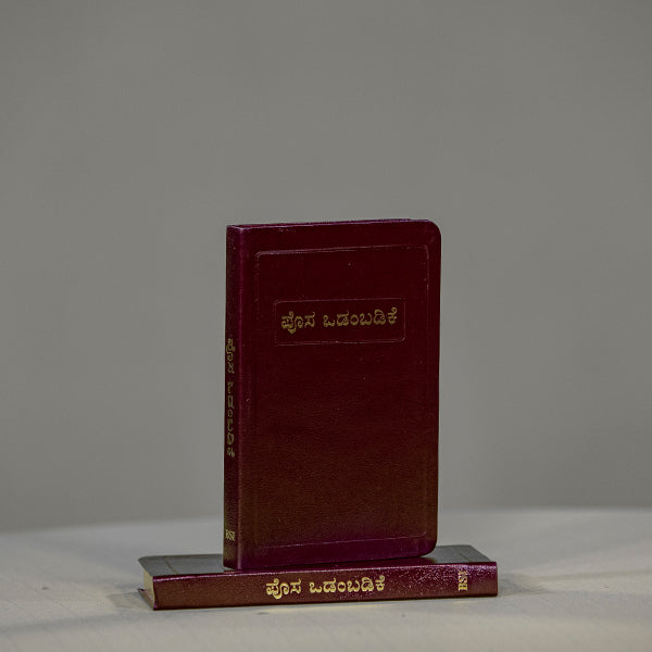 BSI - Kannada Compact bond Bible