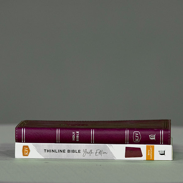 KJV - Thin line Bible Youth edition CRB