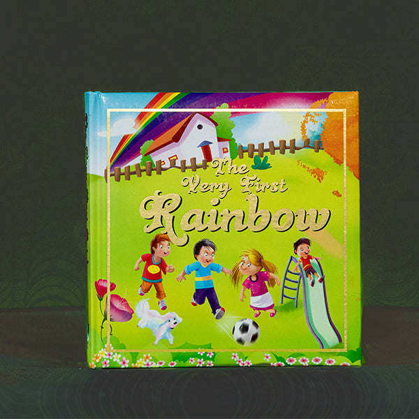 BSI - The very first rainbow HB Big - English