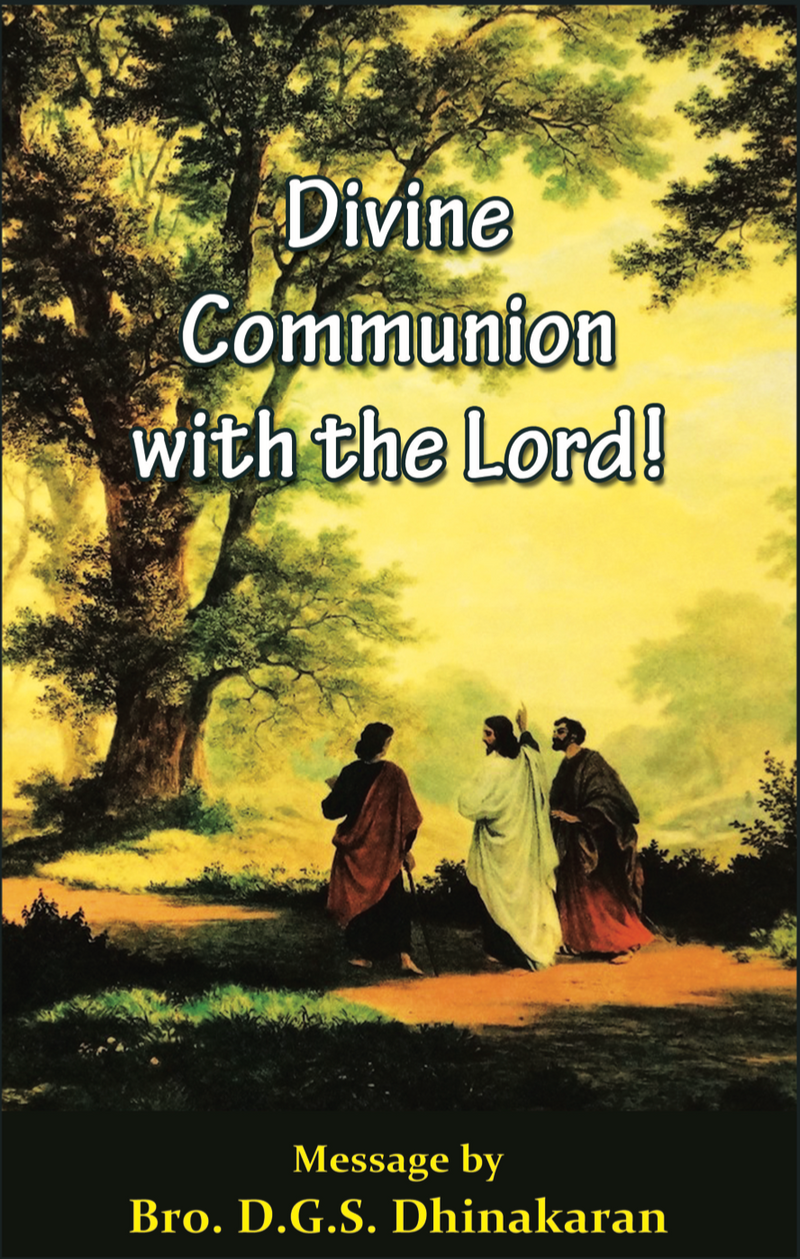 Divine Communion With The Lord