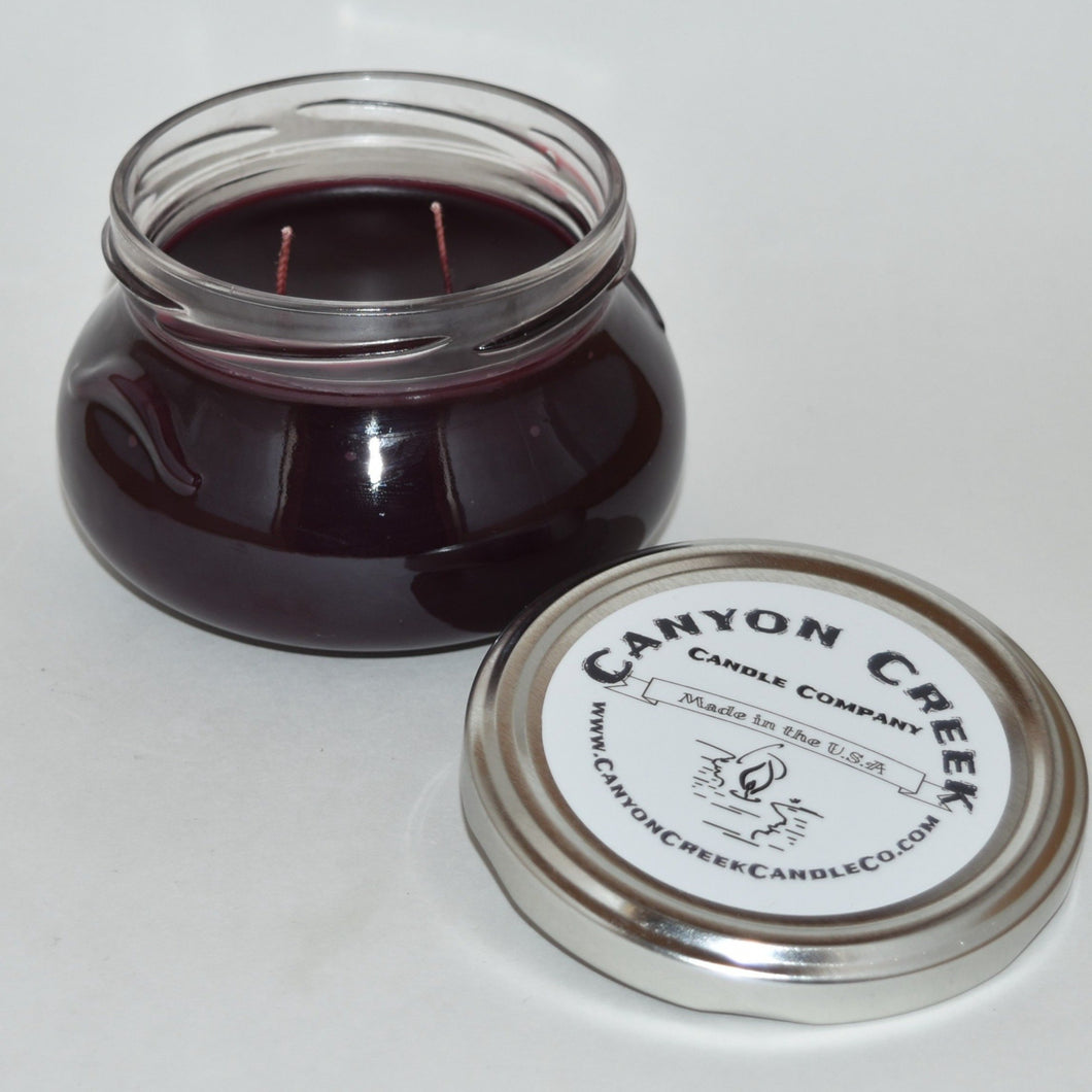 Black Cherry Merlot 6oz jar candle