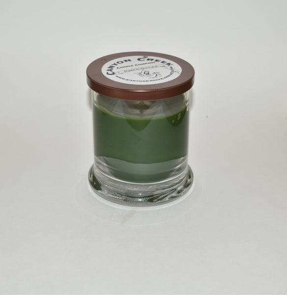 Days of Christmas Eve 8oz status jar candle