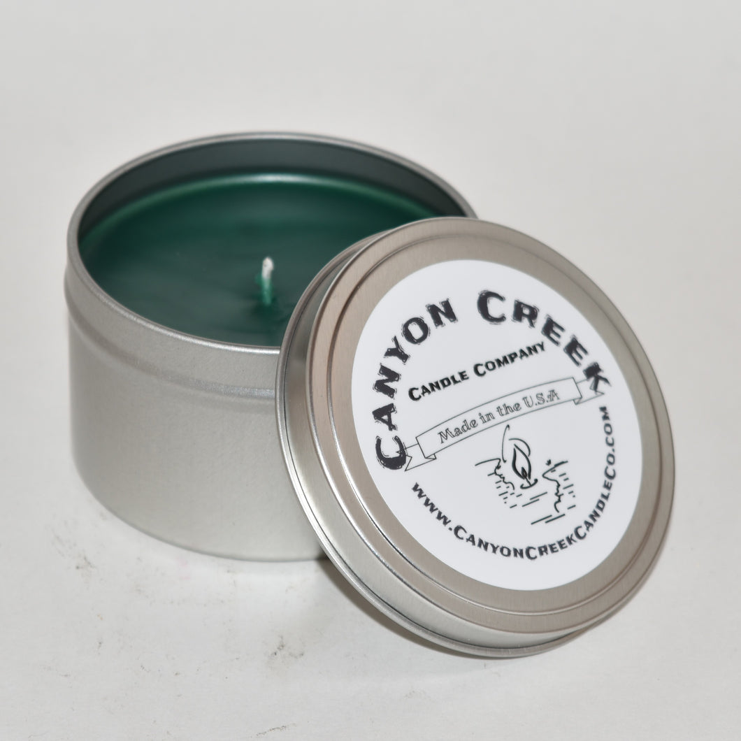 Lime & Cilantro 6oz tin Fundraiser candle