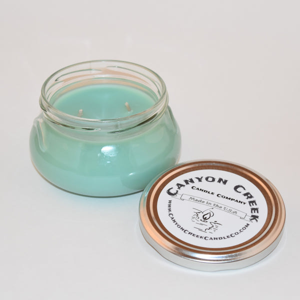 Lime & Cilantro 6oz jar candle