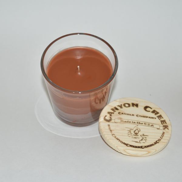 Mulled Cider 8oz tumbler jar candle