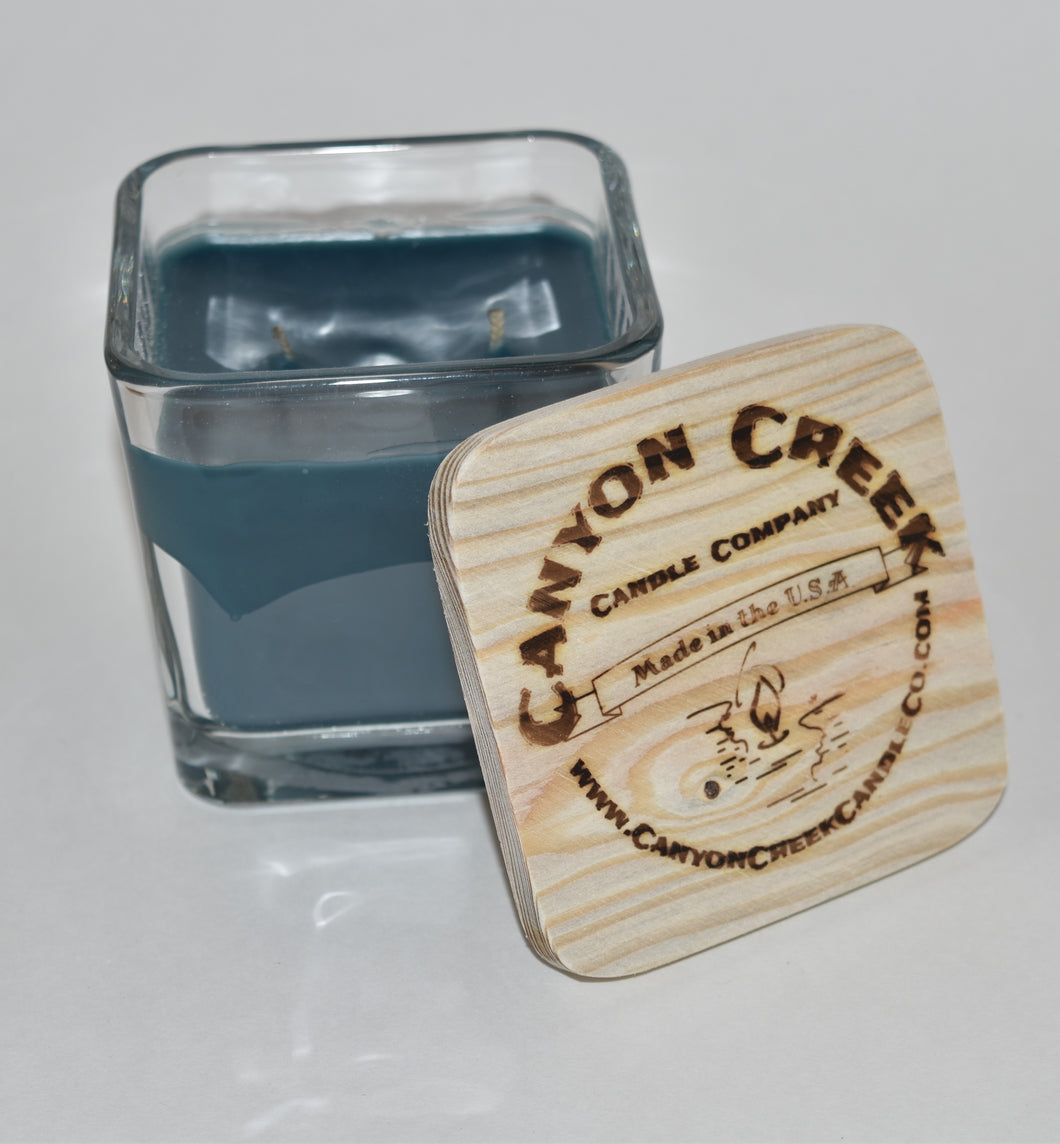 Ocean Breeze 9oz jar candle