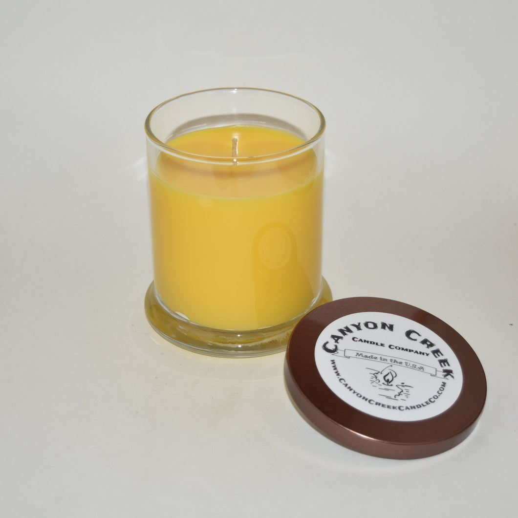Sunflower 8oz jar candle