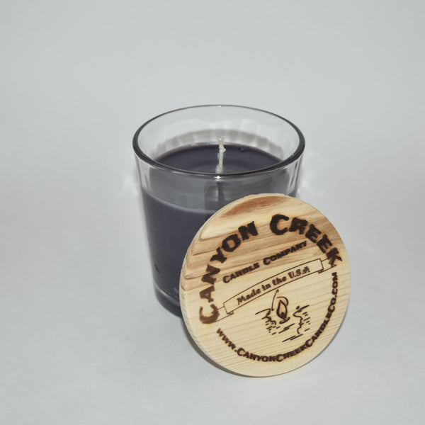 Warm Welcome 8oz tumbler jar candle