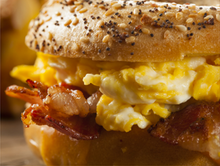 Load image into Gallery viewer, Deluxe Breakfast Sandwich Box