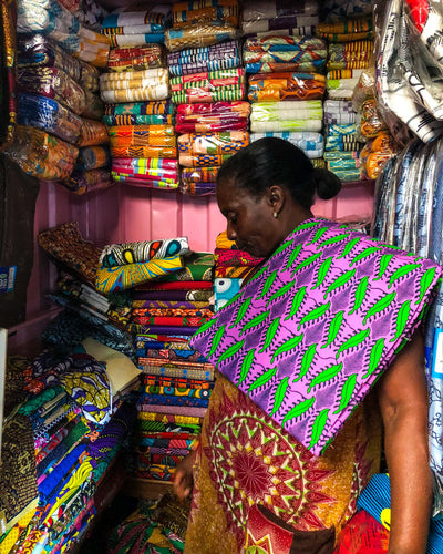 FABRIC SOURCING IN GHANA