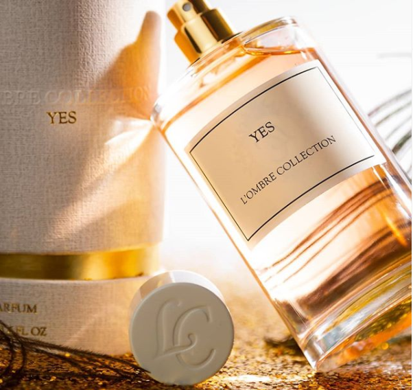 Parfum YES de l'Ombre Collection