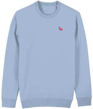 Open image in slideshow, The Flamingo Sweatshirt - Nerd Jar