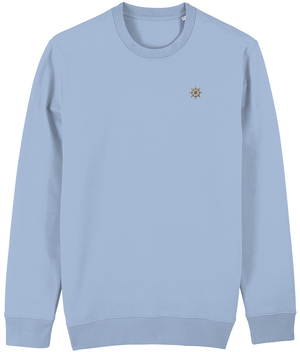 The Ship's Wheel Sweatshirt - Nerd Jar