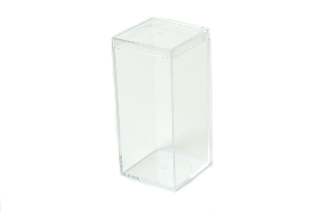 Party Favors Plastic Rectangle Boxes With Lid.