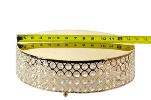Wedding Cake Stand-Round Cake Stand Risers 14 Inches
