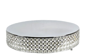 Wedding Cake Stand-Round Cake Stand Risers-18 Inches