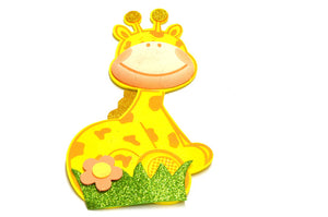 Baby Shower Party Favors Giraffe 3D Foam Safari Theme Baby Shower
