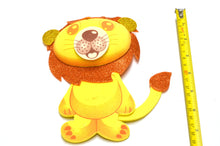 Load image into Gallery viewer, Baby Shower Centerpieces-Large 3D Lion Foam Jungle animals