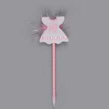 Load image into Gallery viewer, Baby Shower Favors Ideas Cute Baby Dress Pens.