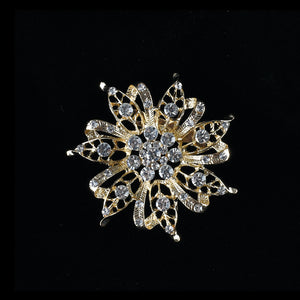 Rhinestone Brooches For Crafts