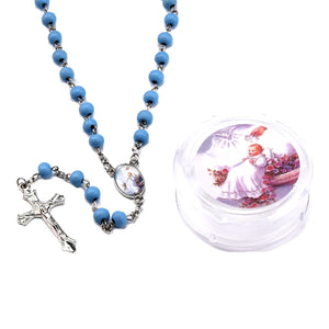 Baptism Rosary Favors-Scented Rosaries Gifts