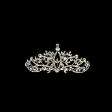 Load image into Gallery viewer, Rhinestone Tiara Headband-Tiara Crown-Party Prom