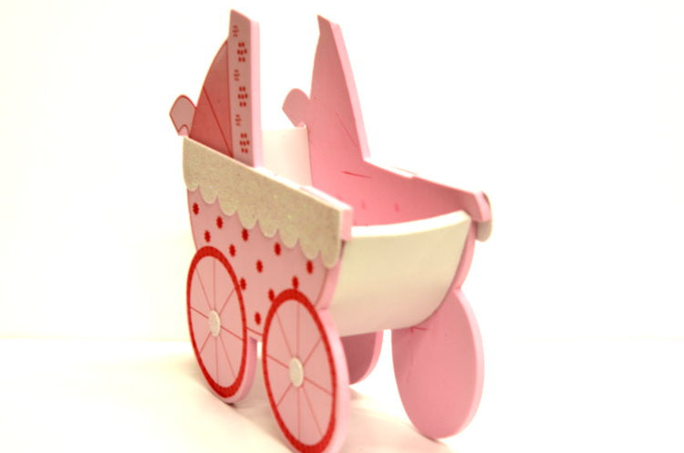 Baby Shower Centerpieces Baby Carriages Foam