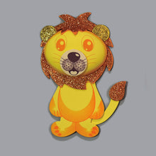 Load image into Gallery viewer, Baby Shower Party Favors-3D Lion Foam Safari Theme Party Favors