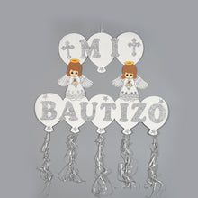 Load image into Gallery viewer, Baptism Banner-Christening Party Banner