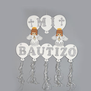 Baptism Banner-Christening Party Banner