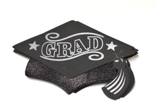 Load image into Gallery viewer, Graduation Centerpieces Large Graduation Cap Decorations