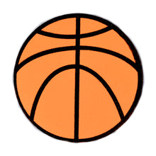 Load image into Gallery viewer, Sport Themed Party Favors Basketball Foam Cut Outs.