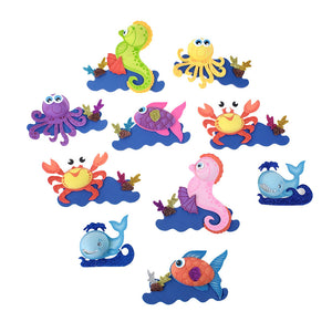 Under The Sea Theme Party Assorted Animals