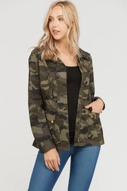 Janet Army Jacket