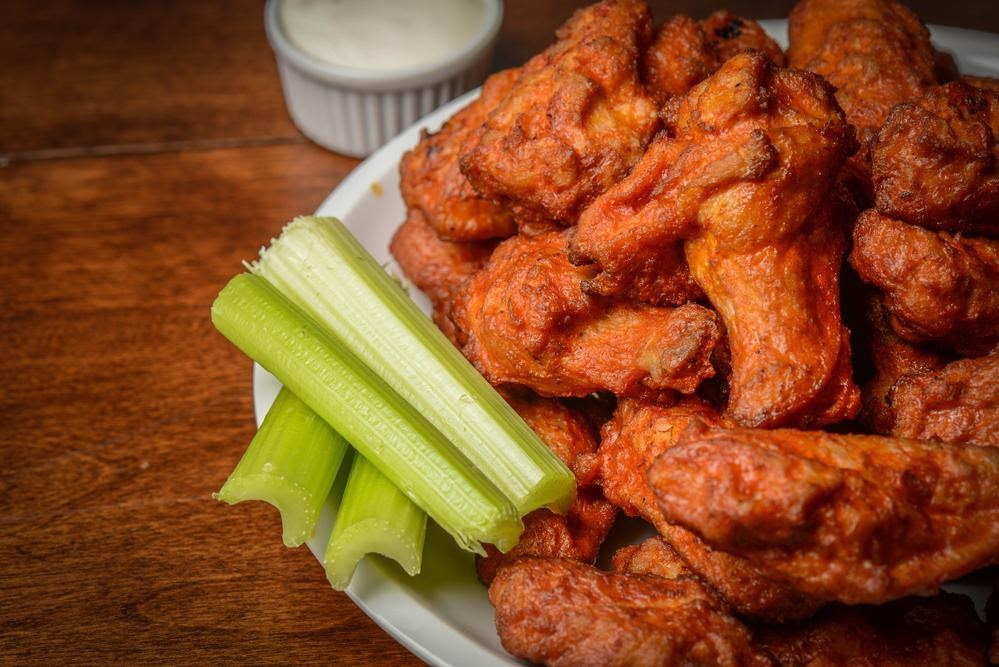Bring on the Wings O'live A Little