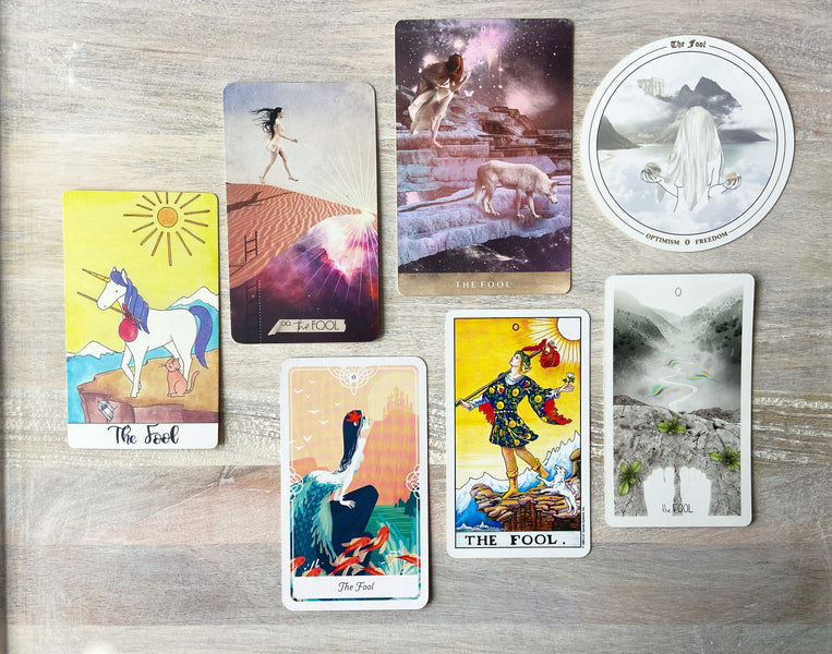 What's the Difference Between Tarot and Oracle Cards?