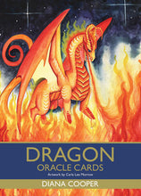 Load image into Gallery viewer, Dragon Oracle Cards
